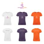 T.shirt AROMABODY'SOUND® (col v)