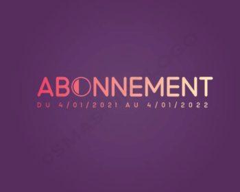 ABONNEMENT