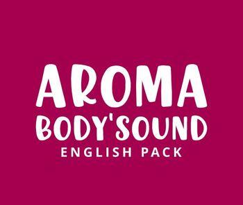 Pack AromaBody-Sound -  8 rythmes + 8 cards+ 8 short videos - English