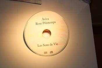 COFFRET CD SONS DE VIE PARFUM DON DE VIE